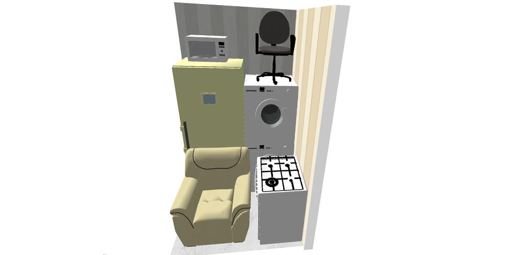 5x5 Storage in Altoona, IA