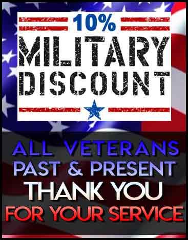 Self Storage in Altoona IA military discount